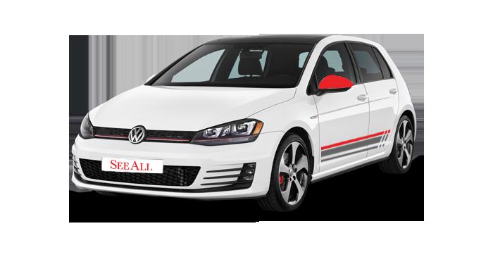 VW Golf VII DSG