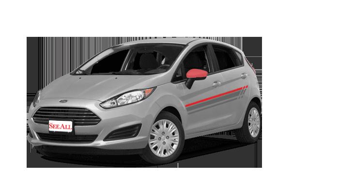 Ford Fiesta Automatik